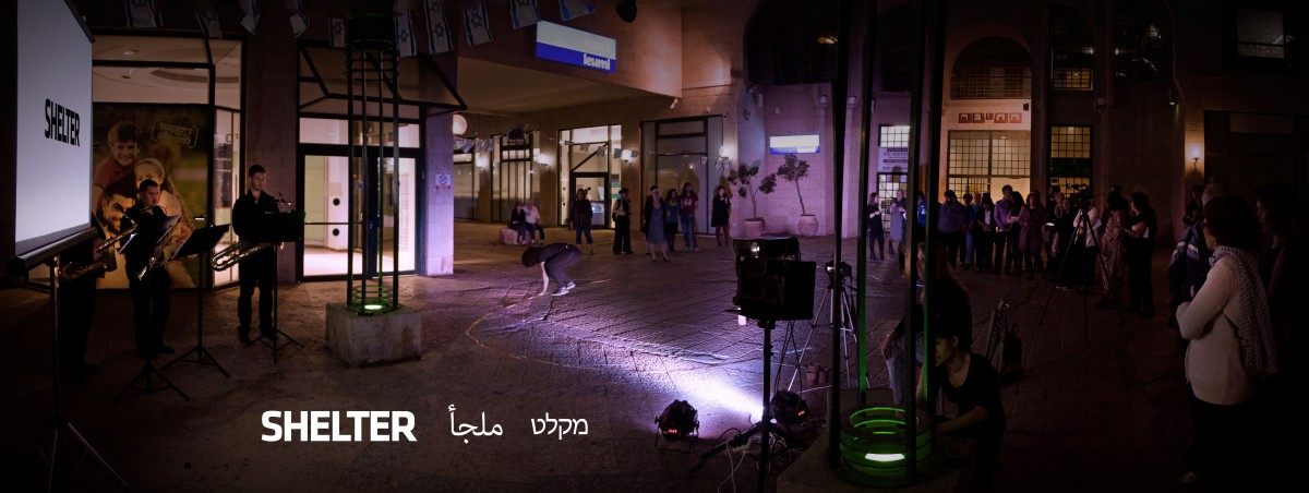 Shelter by Dorone Paris - Performance in Tel Aviv
